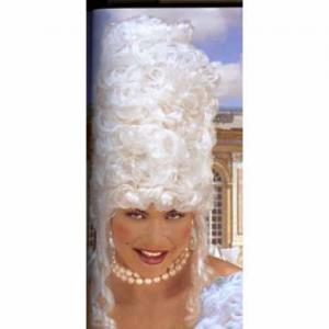 Peruk Marie Antoinette vit