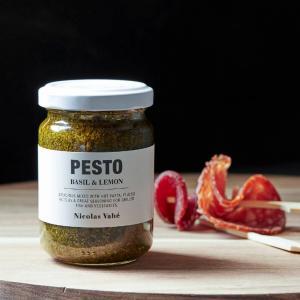Pesto Basilika Citron 135g
