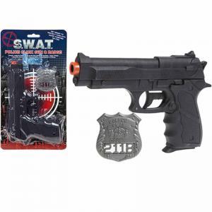 Polisvapen swat med klickfunktion
