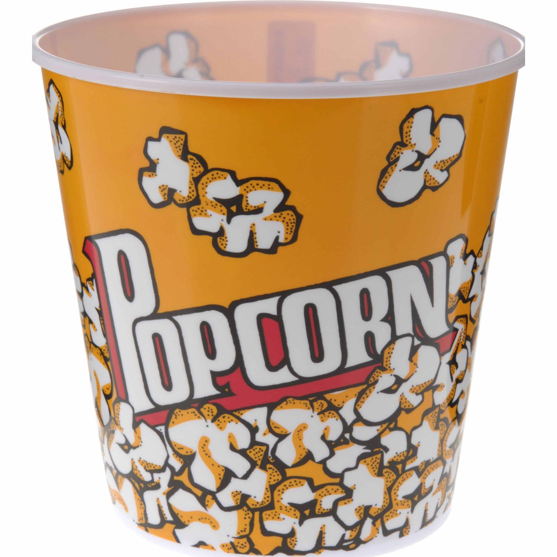Popcornskål Plast