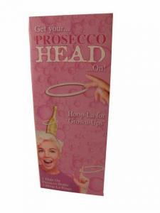 Proseccospel för huvud