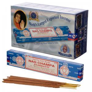 Rökelse Nag Champa 15gr