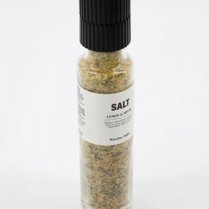 Salt Citron & Timjan Nicolas Vahé