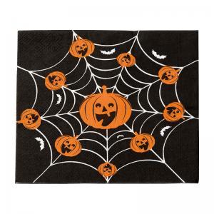 Servetter 20pack med halloweenmotiv