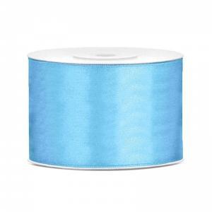 Sidenband Ljusblå 50mm x 25meter