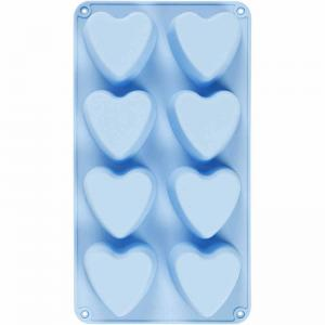 Silikonform Hjärta 70x60mm