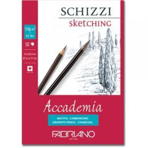 Skissblock Accademia