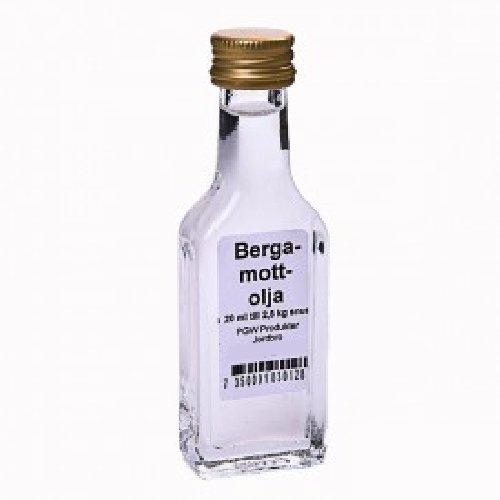 Snuskrydda Bergamott olja premium