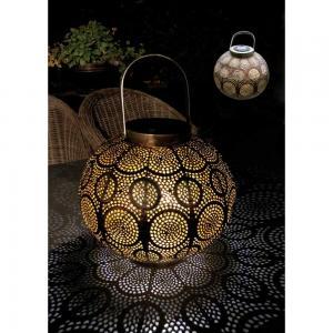 Solcell marrakech lanterna D30cm