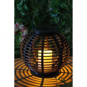 Solcell rotting lanterna D22cm