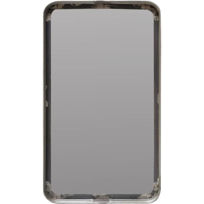 Spegel råjärn H70cm