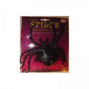Spindel stor luden med sugpropp