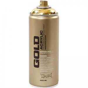Sprayfärg Guld