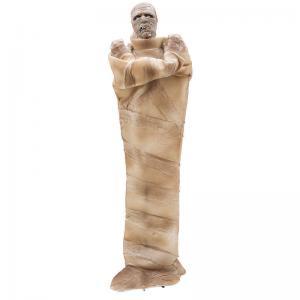 Stående mumie med ljud och ljus