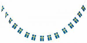 Sverige banderoll 6meter