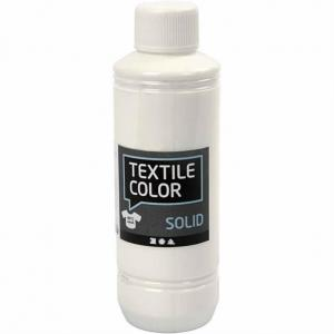 Textilfärg Vit 250ml