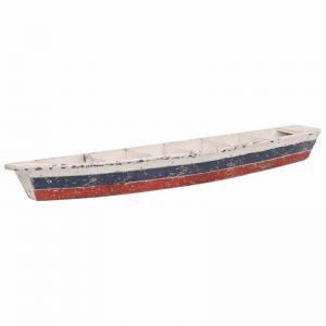 Båt trä med 6st fack