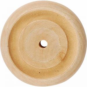 Hjul trä olika storlekar