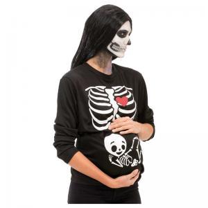 Tröja Gravid skelett