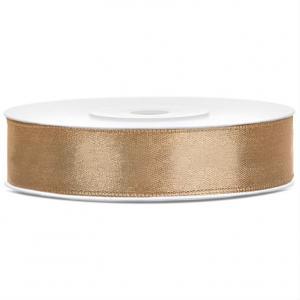 Sidenband guld 12mm