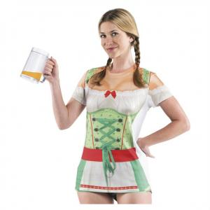 Tyrol tröja kvinna