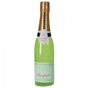 Uppblåsbar Champagneflaska H73cm