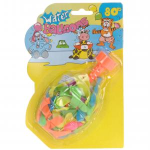 vattenballonger Olika Färger