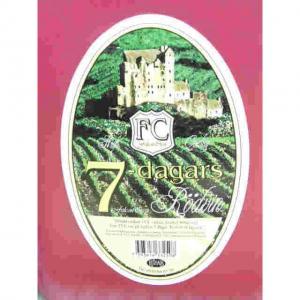 Vinsats 7-dagar Rödvin