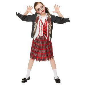 Zombie highschool girl stl158-164