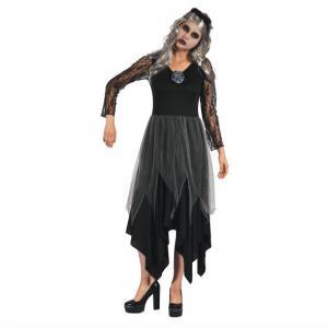 Zombie klänning vuxen