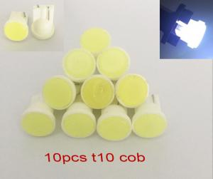 10st LED SMD T10 lampor lampa till bilen