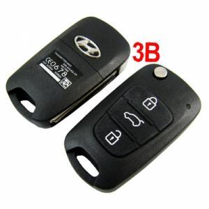 Hyundai nyckeldosa bilnyckel larmdosa med 3 knappar