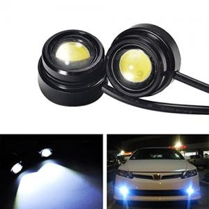 LED spot 2st eagle eye lampa/lampor 9W till MC/bil