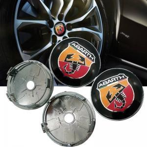 Fiat ABARTH centrumkåpor navkåpor 60 mm