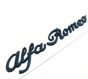 Alfa Romeo emblem till bagagelucka / skärmar