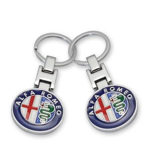 Alfa Romeo nyckelring, nyckelhänge