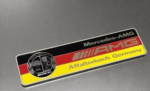 Mercedes AMG Germany Affalterbath emblem