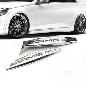 Mercedes Benz AMG logo emblem till skärmarna 1 st