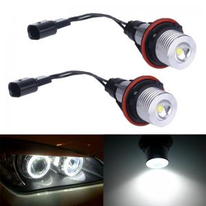 BMW E39, E60, E61, E63, E63 angel eyes LED vita 5W