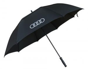 Audi logo paraply. Perfekt för att ha i bilen
