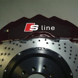 Audi / Sline S line dekaler bromsdekaler 4st
