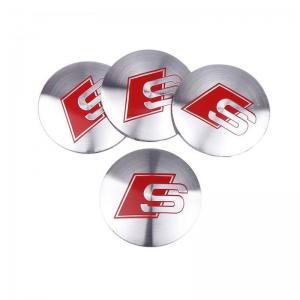 Sline S line hjulnav emblem till fälgarna 4-pack