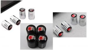 Audi, Sline S line ventilhattar ventillock 4-pack