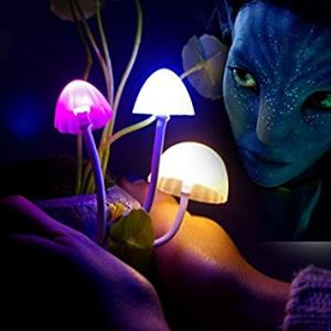 Avatar LED nattlampa lampa med mörkersensor