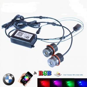 BMW Angel Eyes RGB lampor E90, E91 E39 E60