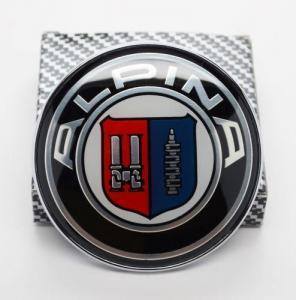 ALPINA logo emblem 73 och 82 mm
