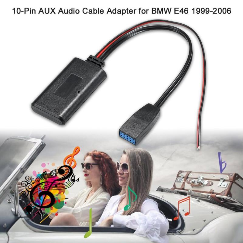 Bluetooth adapter för BMW E39 E46 1999-2006