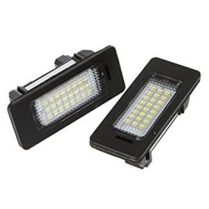 LED skyltbelysning till BMW E39, E60, E61E90 E9...