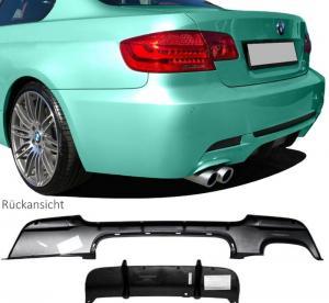 BMW E92 E93 M Performance diffuser 3 serie