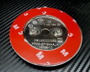 BMW emblem 82mm till nya BMW. F10/F20, F30